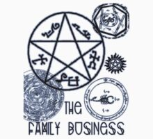 The Family Business! by AmberDevil