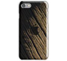 Applewood Phone iPhone Case/Skin