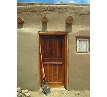 Working Door Photographic Print