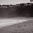 Fisherman Ghost - Korora - NSW - Australia by Norman Repacholi
