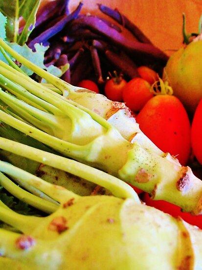 Fresh Veggies by ekenney87