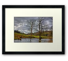 The River Rothay Framed Print
