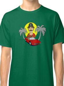 Magnum PI Classic T-Shirt
