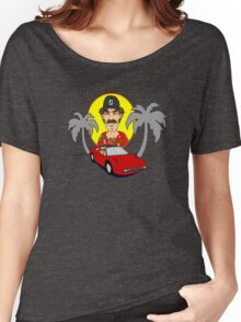 Magnum PI Women's Relaxed Fit T-Shirt