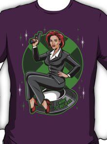 X-Philes Pin-Up T-Shirt