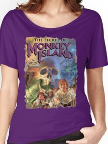 The Secret of Monkey Island Women's Relaxed Fit T-Shirt