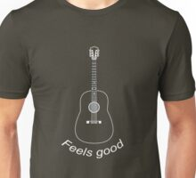 Guitar feels good Unisex T-Shirt