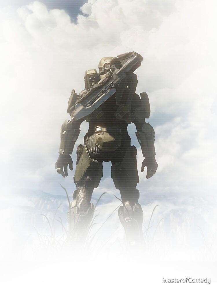 Halo 4 by MasterofComedy