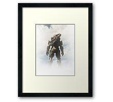 Halo 4 Framed Print