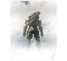 Halo 4 Poster