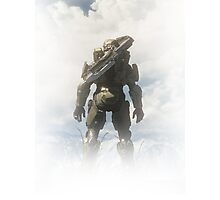 Halo 4 Photographic Print