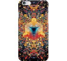 Geometric Chaos iPhone Case/Skin