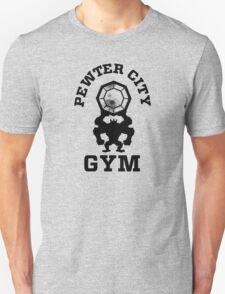Pewter City Gym Unisex T-Shirt