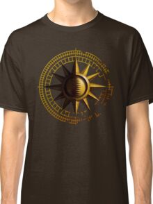 Simple Golden Sun Classic T-Shirt
