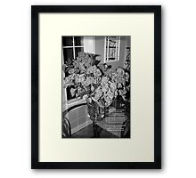 Reality or Dream Framed Print