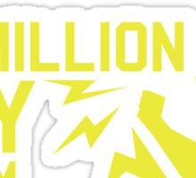 Vermillion City Gym Sticker