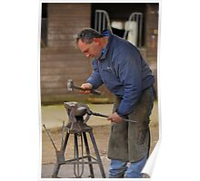 The Rules of Your Farrier Poster