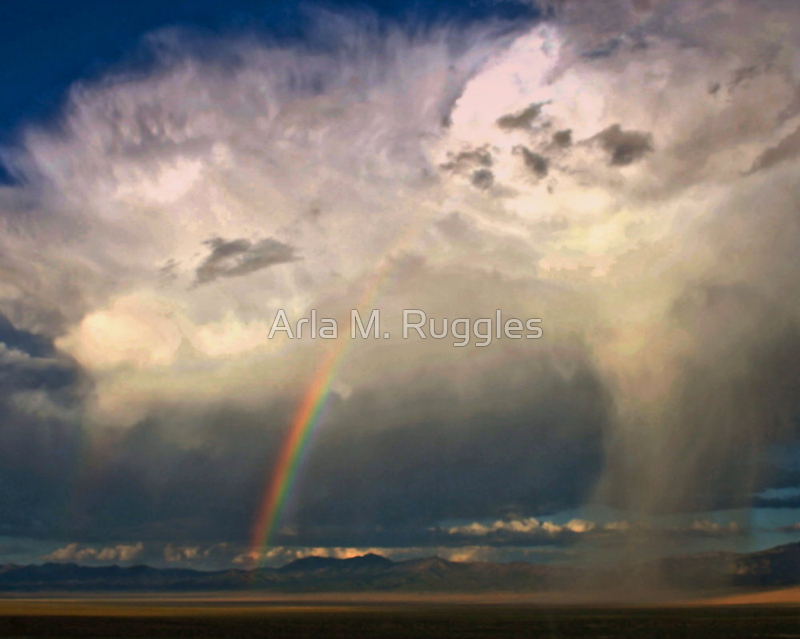High Desert Phenomenon by Arla M. Ruggles