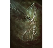 Angel Scythe Photographic Print