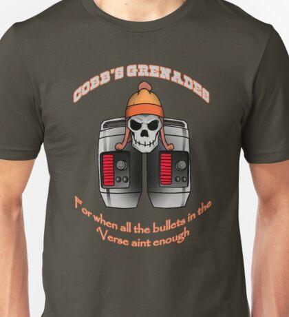 Cobb's Grenades Unisex T-Shirt