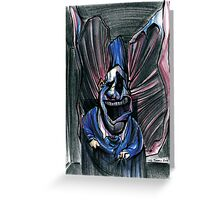 Francis Bacon Greeting Card