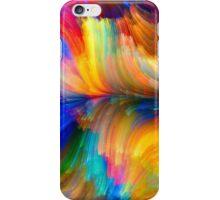 Rainbow Waterfall iPhone Case/Skin
