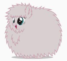 Fluffy Fuzzy Pony is Best Pony by ClaireStanfield