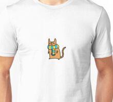 scarf cat Unisex T-Shirt