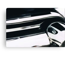 CHROMED Canvas Print
