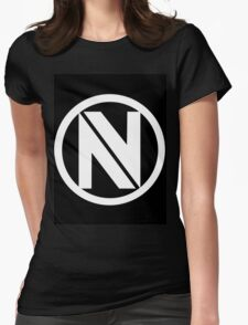 Envyus High Res Logo Womens Fitted T-Shirt