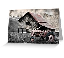 North Carolina Country Greeting Card