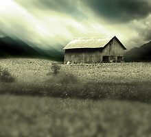Blue Ridge Country by GrayA