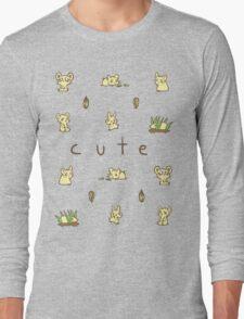 Hamster Cute Long Sleeve T-Shirt