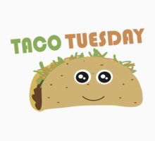 Taco Tuesday by Rachael Whitaker