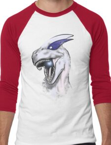 Lugiasaur Men's Baseball ¾ T-Shirt