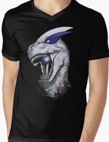 Lugiasaur Mens V-Neck T-Shirt