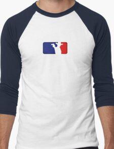 Major League Grimes Men's Baseball ¾ T-Shirt