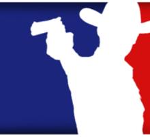 Major League Grimes Sticker