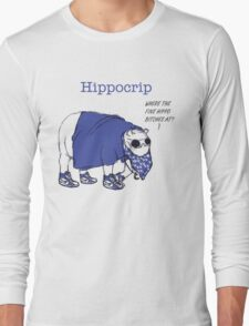 Hippocrip Long Sleeve T-Shirt