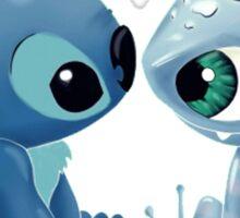 League of Legends - Fizz and Stitch Sticker