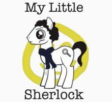 My Little Sherlock Kids Tee