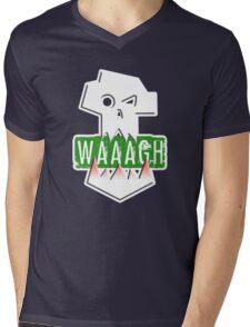WAAAGH! ORKS Mens V-Neck T-Shirt
