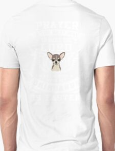 Don't Mess With My Chihuahua T-Shirt