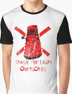 Dalek Overlords Graphic T-Shirt