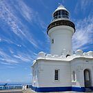 Cape Byron Lighthouse - NSW - Australia by Norman Repacholi