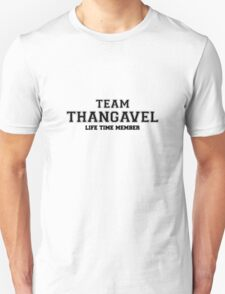 Team THANGAVEL, life time member T-Shirt