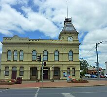 *Creswick Museum/Town Hall, Vic., Aust.* by EdsMum
