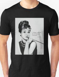 Audrey Hepburn Unisex T-Shirt