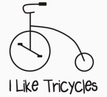 I Like Trikes! by TranceNova