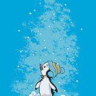 First Snow by dooomcat